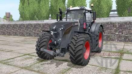 Fendt 1050 Vario Black Beauty para Farming Simulator 2017