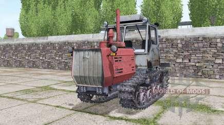 T-150-09 vermelho para Farming Simulator 2017