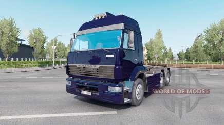 KamAZ 6460 para Euro Truck Simulator 2