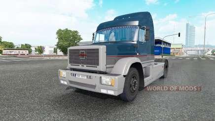 ZIL MMZ 5423 azul escuro para Euro Truck Simulator 2