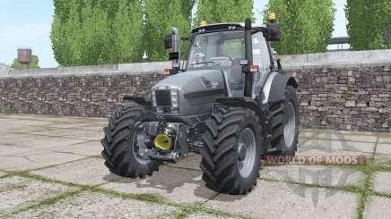 Same Fortis 140 More Realistic para Farming Simulator 2017