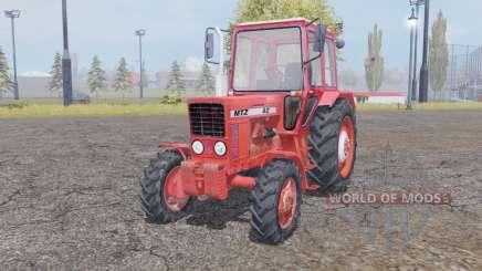 MTZ 82 Bielorrússia com animação de peças para Farming Simulator 2013