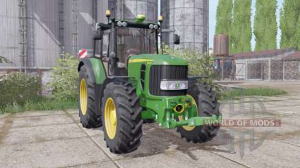 John Deere 6630 Premium animation parts para Farming Simulator 2017