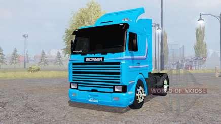 Scania 113H para Farming Simulator 2013