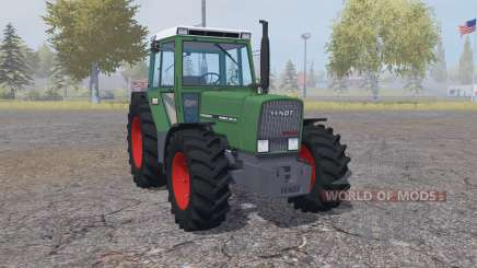Fendt Agricultor 309 LSA Turbomatik para Farming Simulator 2013