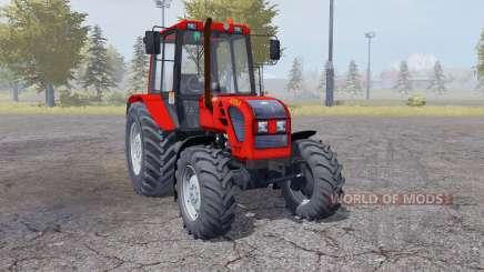 Bielorrússia 1025.4 animação peças para Farming Simulator 2013