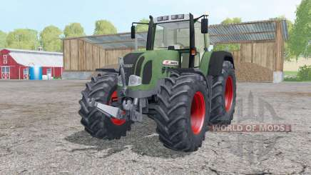 Fendt Favorit 926 Vario interactive control para Farming Simulator 2015