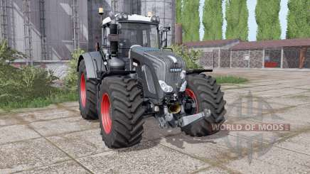 Fendt 924 Vario Black Beauty para Farming Simulator 2017