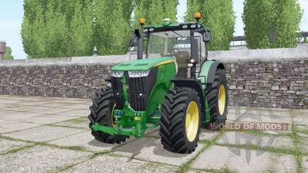 John Deere 7215R Europe Version para Farming Simulator 2017