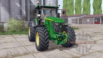 John Deere 6250R Power Edition para Farming Simulator 2017