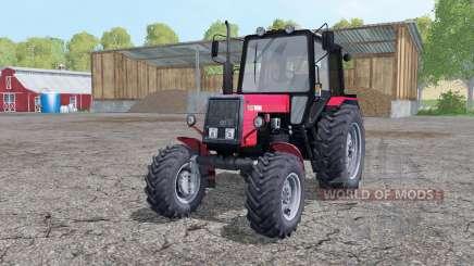 Bielorrússia MTZ 1025 animação peças para Farming Simulator 2015