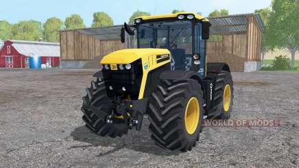 JCB Fastrac 4220 controle interativo para Farming Simulator 2015
