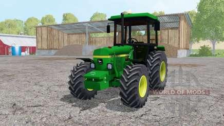 John Deere 2850 A front loader para Farming Simulator 2015