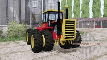 Versatile 895 twin wheels para Farming Simulator 2017