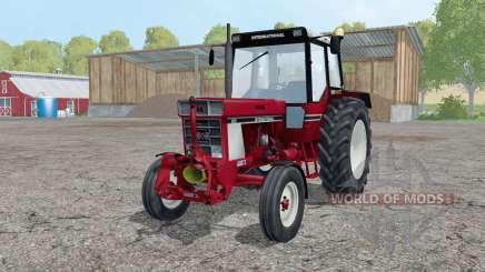 International 955 dual rear para Farming Simulator 2015