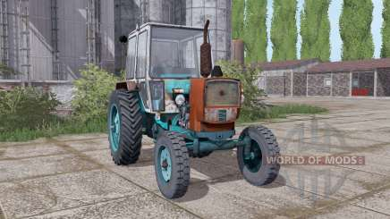 YUMZ 6КЛ traseiro rodas duplas para Farming Simulator 2017