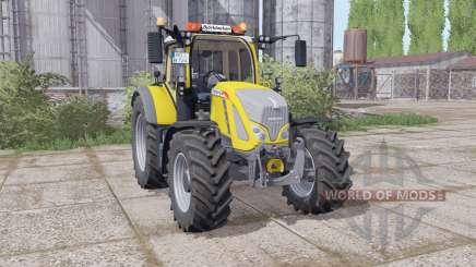 Fendt 718 Vario design line para Farming Simulator 2017
