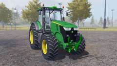 John Deere 7200R animation parts para Farming Simulator 2013