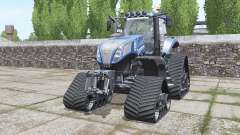 New Holland T8.320 crawler para Farming Simulator 2017