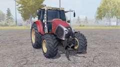 Lindner Geotrac 94 dark red para Farming Simulator 2013