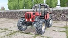 Ursus 1614 soft red para Farming Simulator 2017