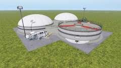 A produção de biogás em v1.1 para Farming Simulator 2017