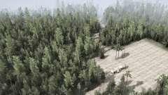 The Forgotten Hills para MudRunner