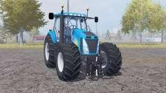 New Holland T8020 double wheels para Farming Simulator 2013