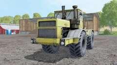 Kirovets K-700A soft-amarelo para Farming Simulator 2015