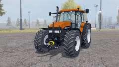 New Holland M100 loader mounting para Farming Simulator 2013