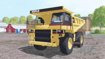 Caterpillar 773E 2002 para Farming Simulator 2015