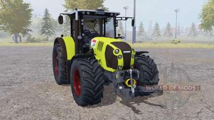 Claas Arion 620 double wheels para Farming Simulator 2013