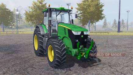 John Deere 7200R animation parts para Farming Simulator 2013