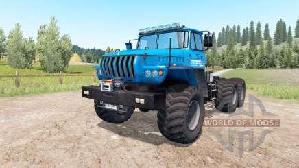 Ural 44202-0311-31 v6.0 para Euro Truck Simulator 2