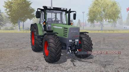 Fendt Favorit 514C Turboshift para Farming Simulator 2013