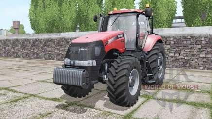 Case IH Magnum 290 wheels selection para Farming Simulator 2017