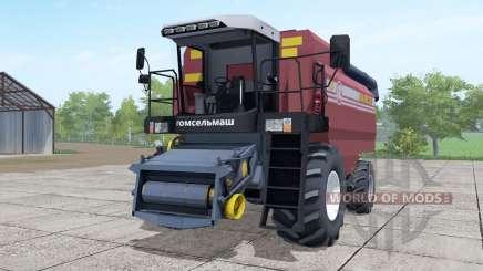 Palesse GS12 ninasimone-vermelho escuro para Farming Simulator 2017
