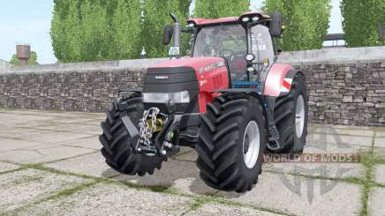 Case IH Puma 230 CVX Michelin tires para Farming Simulator 2017