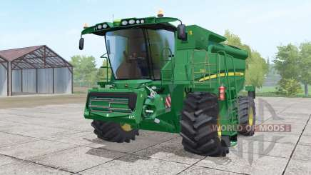 John Deere S690i moving elements para Farming Simulator 2017