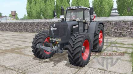 Fendt 930 Vario TMS 2003 Black Beauty para Farming Simulator 2017