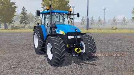 New Holland TM 175 2002 para Farming Simulator 2013