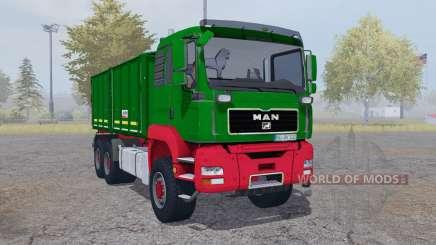 MAN TGA 3-axis 2000 v3.0 para Farming Simulator 2013
