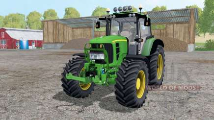John Deere 7430 Premium animation parts para Farming Simulator 2015