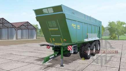 Fortuna FTM 300-8.0 dark lime green para Farming Simulator 2017