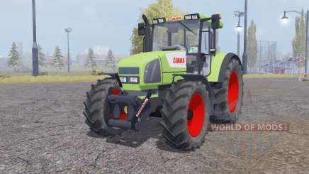 Claas Ares 826 double wheels para Farming Simulator 2013