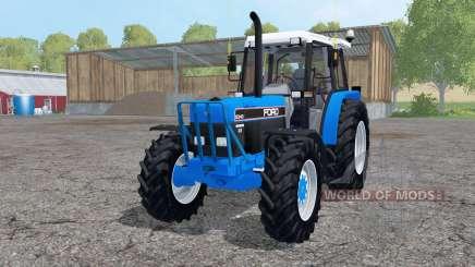 Ford 8340 1992 para Farming Simulator 2015