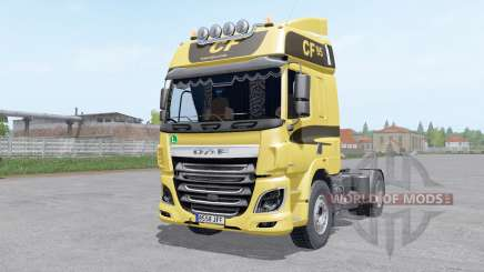 DAF CF Space Cab para Farming Simulator 2017