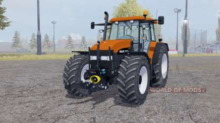 New Holland M100 loader mounting para Farming Simulator 2013