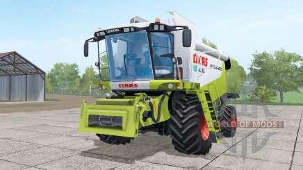 Claas Lexion 550 interactive control para Farming Simulator 2017