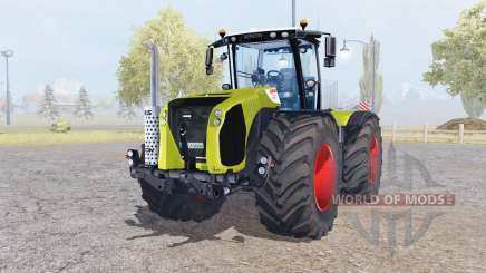 Claas Xerion 5000 Trac VC extra weights para Farming Simulator 2013